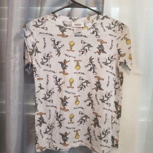 Looney Tunes character T-shirt